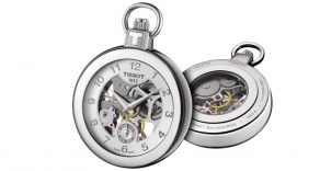 Tissot Pocket Mechanical Skeleton.